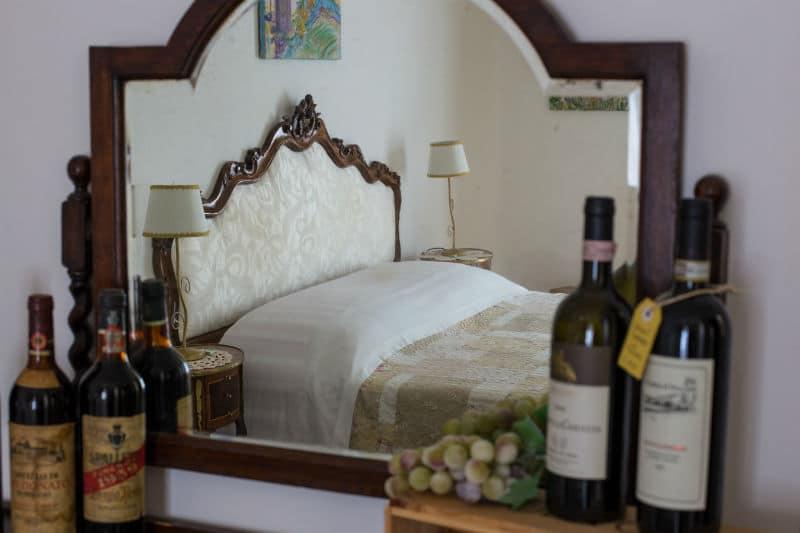 """Dormire a Villa Landucci 10 vantaggi """"gustosi"""""""