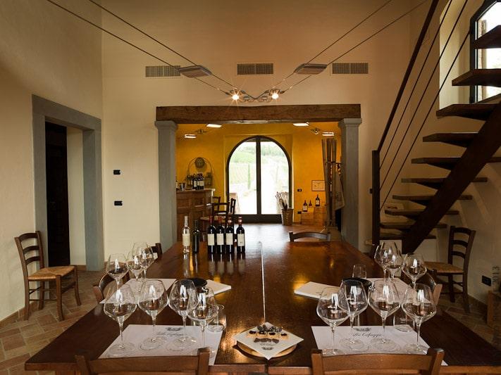 Chianti Classico Villa Cafaggio