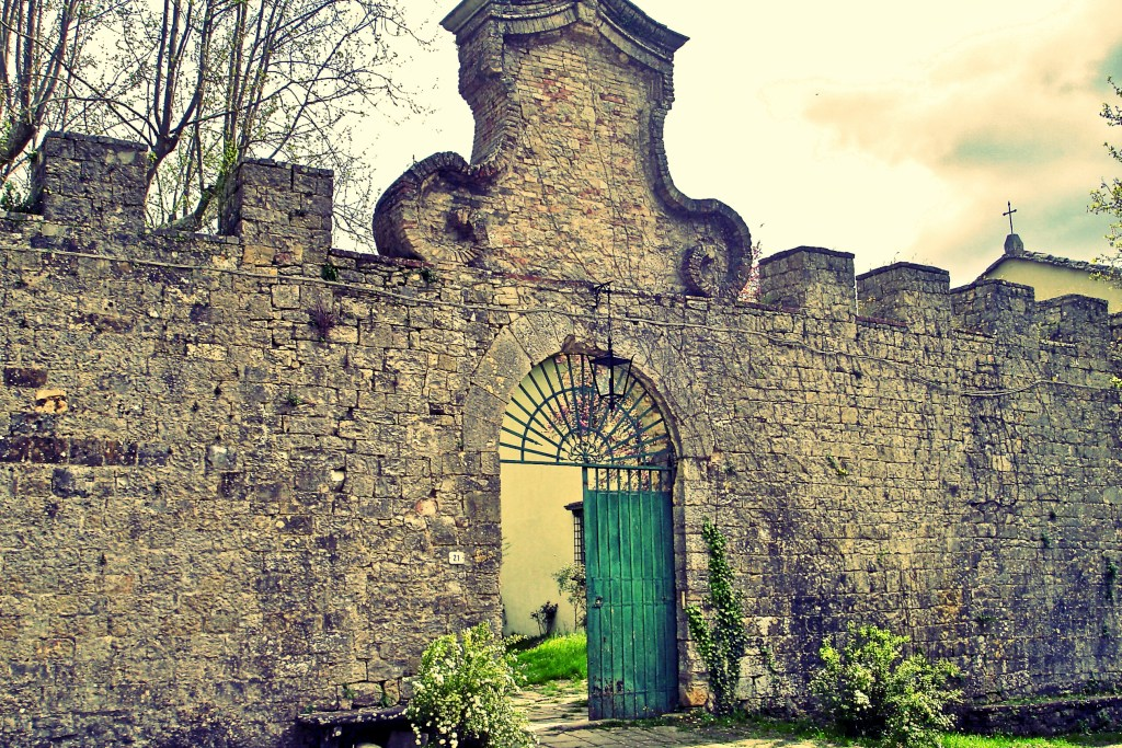 San Giusto a Rentennano in Gaiole in Chianti