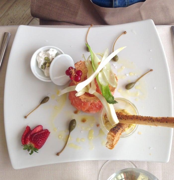I magnifici 9: ristoranti al mare da provare